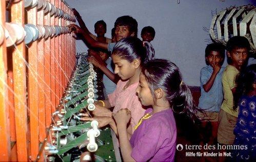 arbeitsbedingungen in der textilindustrie
